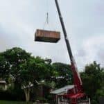 16t city crane