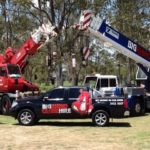 Big Rhino Crane Hire Brisbane