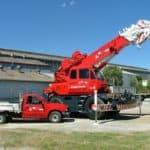 city crane 20T brisbane