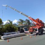 city crane trucks brisbane