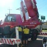 crane hire gold coast