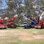 crane hire prices