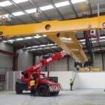 franna crane hire cost brisbane