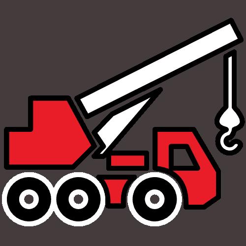hire a crane truck
