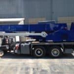 large crane hire