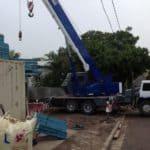 slew crane