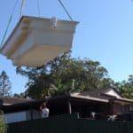 slew crane hire cost per hour